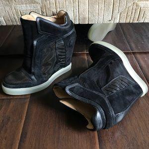 L.A.M.B Wedge Sneaker